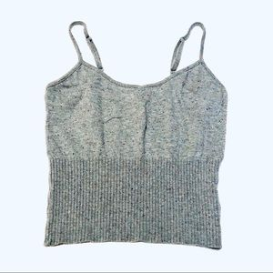 BDG speckled sweater tank Urban Outfitters